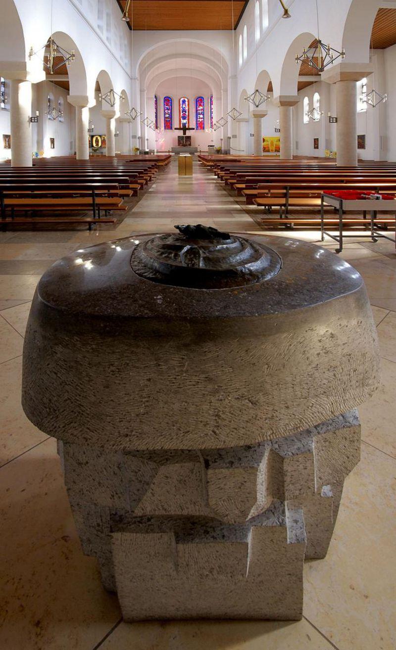 Taufe Katholische Seelsorgeeinheit Wasseralfingen Hofen St